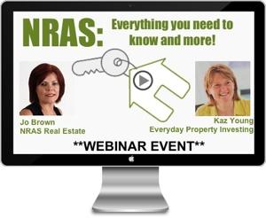 NRAS Webinar with Jo Brown