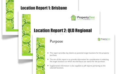 Brisbane Purchase Case Study Part 3—Narrowing down locations