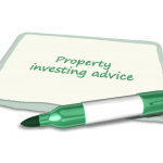 Property investing advice