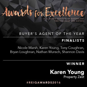 2016 REIQ Buyer's Agent of the Year