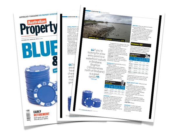 API Magazine's List of Blue-chip Cheap Suburbs