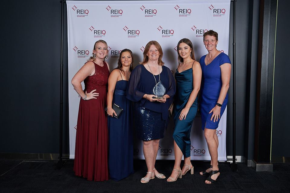 Property Zest REIQ 2019 Buyer's Agency Award